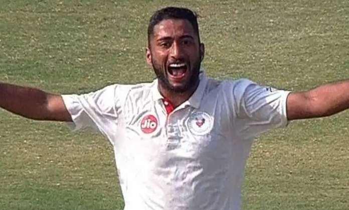 Cricket Image for भारतीय टीम में चयन होने से पूरा हुआ स्टैंडबाई गेंदबाज नागवासवाला का सपना, खिलाड़ी