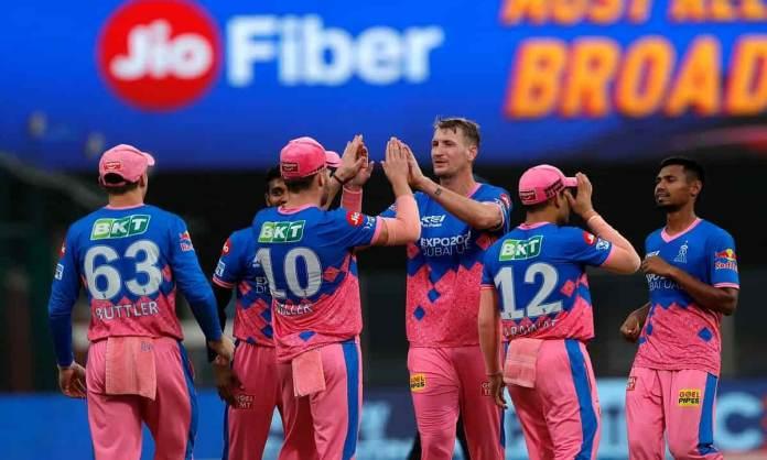 Cricket Image for IPL 2021: नए कप्तान विलियमसन भी नहीं दिला पाए हैदराबाद को जीत, राजस्थान रॉयल्स ने
