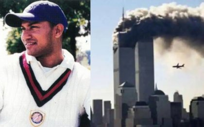 US Vice Captain Nezam Hafiz was the one cricketer to be killed within the 911 assaults