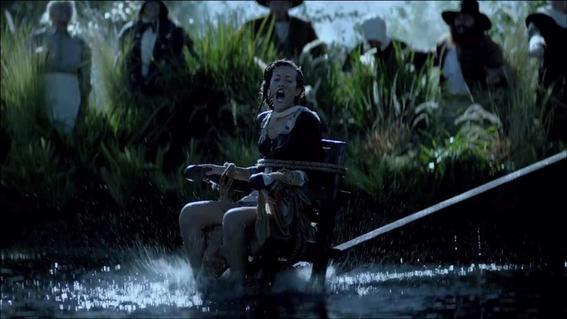 historia de las brujas de salem agua