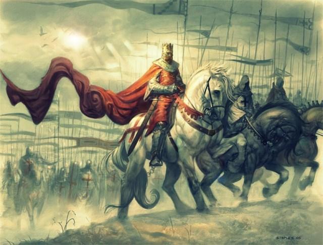 La historia de cómo Barbarroja fue conservado en vinagre para guiar a su ejército 2