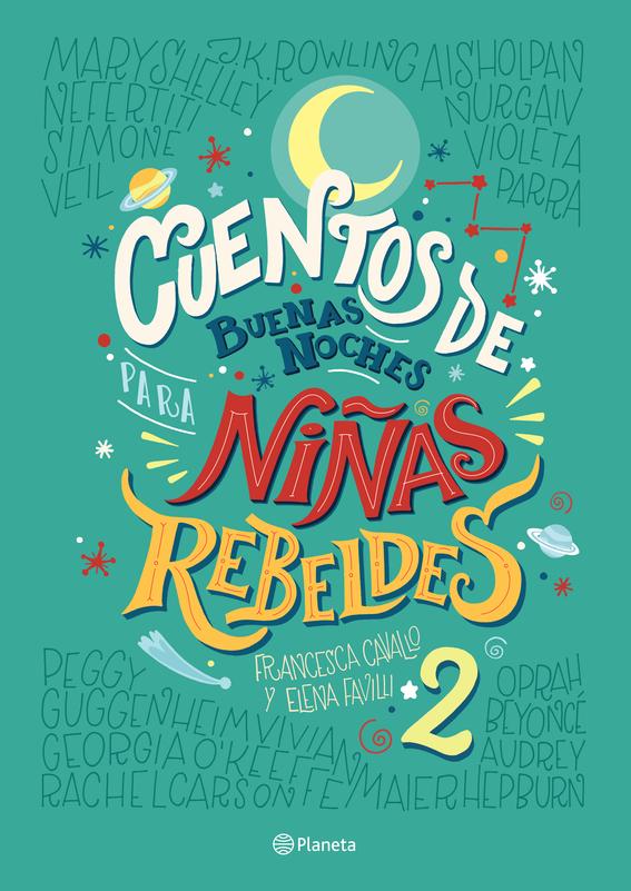 libro cuentos de buenas noches para niñas rebeldes 7