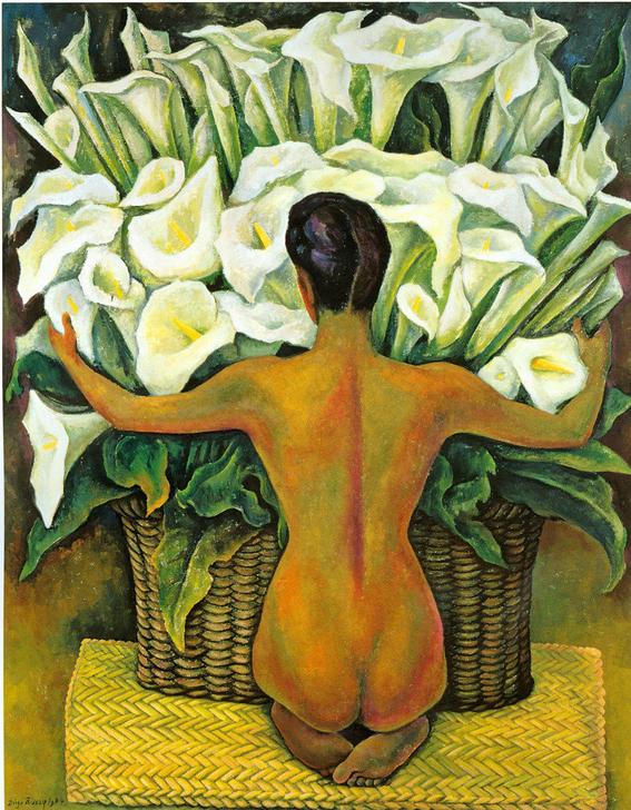 pintores famosos mexicanos 9