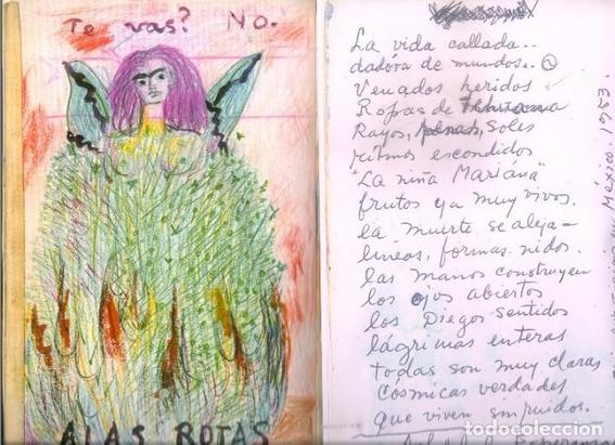frases del diario de frida kahlo 1