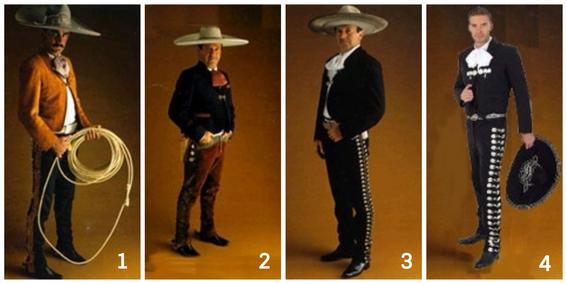 origen e historia de la charreria en mexico 4