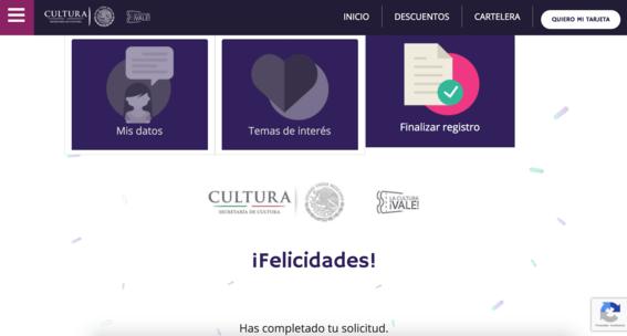 la secretaria de cultura lanza tarjeta de descuentos para recintos en mexico 3