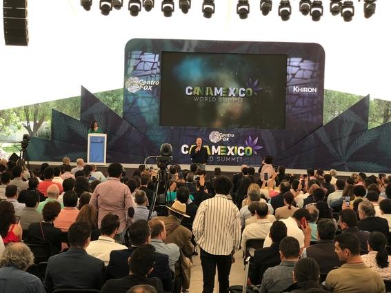 inauguracion del cannamexico 2019 vicente fox 1