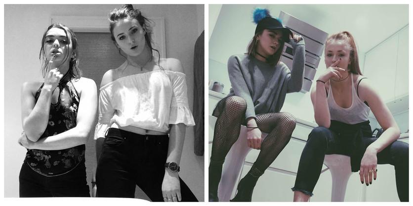 27 fotos de Maisie Williams que muestran que es la perfecta Arya Stark 4