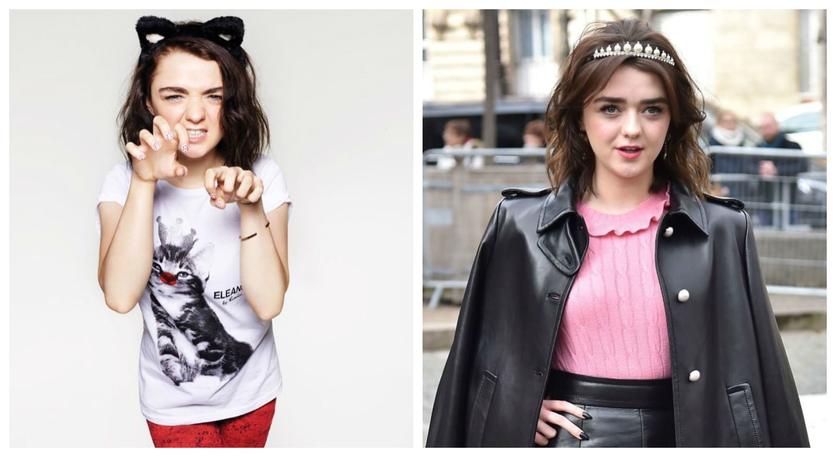 27 fotos de Maisie Williams que muestran que es la perfecta Arya Stark 7