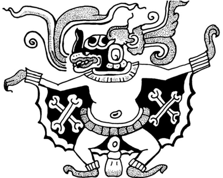 Camazotz: el dios maya que inspiró la creación de Batman 2