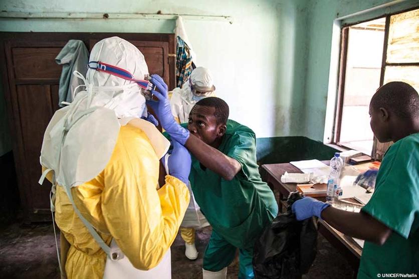 Ébola: el virus mortal que regresó y se está convirtiendo nuevamente en epidemia   3