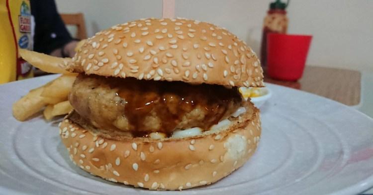 【食記】大吉漢堡食堂-日式手作漢堡-[台北][信義區/六張犁]