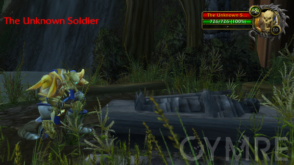 Unknown Soldier Duskwood Rares