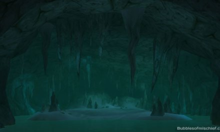 Darkmoon Underwater Cavern