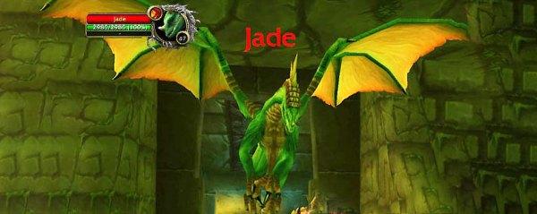 Jade Swamp of Sorrows Rares