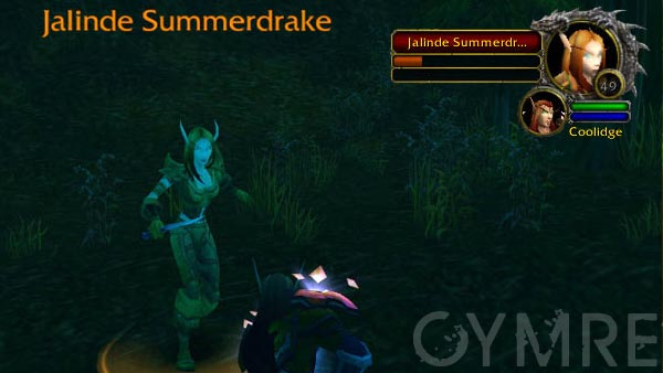 Jalinde Summerdrake H The Hinterlands Rares