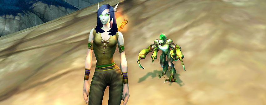 Wild Pets of Outland