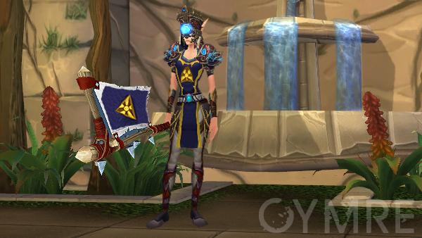 flagbearer1 Ramkahen Representative