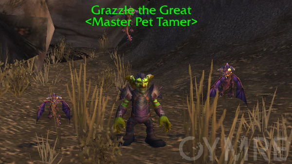 Grazzle the Great