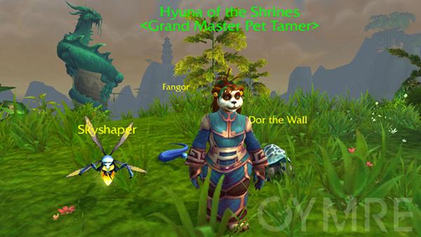Hyuna of the Shrines