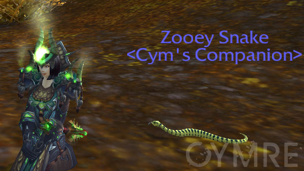 Zooey Snake