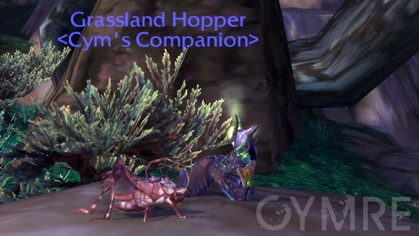 Grassland Hopper
