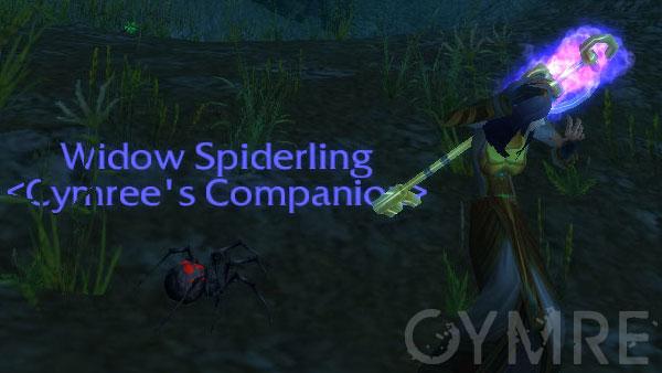 Widow Spiderling