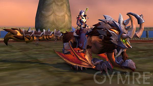 Grand Armored Wyvern