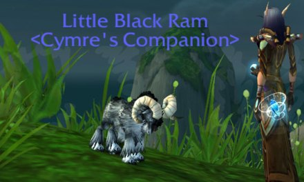 The Tale of the Little Black Ram