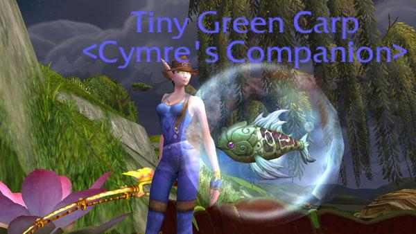 Tiny-Green-Carp