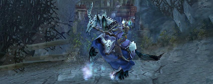 Rivendare's Reins - special