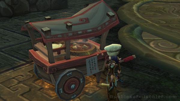 Deluxe Noodle Cart