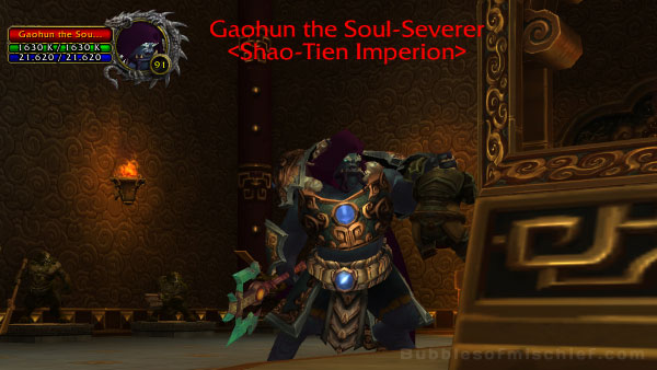 Gao-hun the Soul-Severer