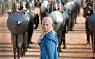 Game of Thrones Season 3 Daenerys