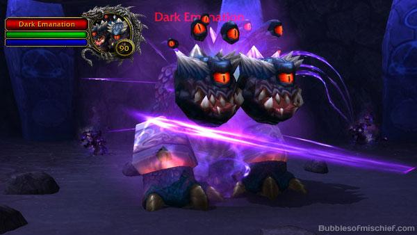 Dark Emanation
