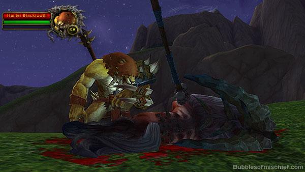 Hunter-Blacktooth