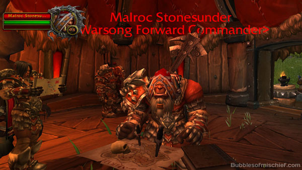 Malroc-Stonesunder