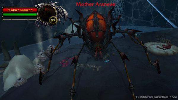 Mother-Araneae