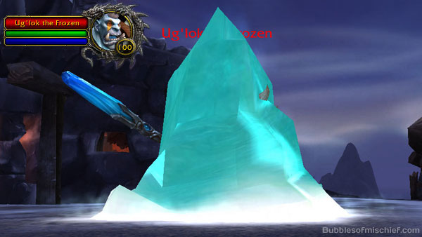 Uglok the Frozen