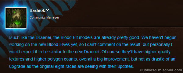 BE-model-update