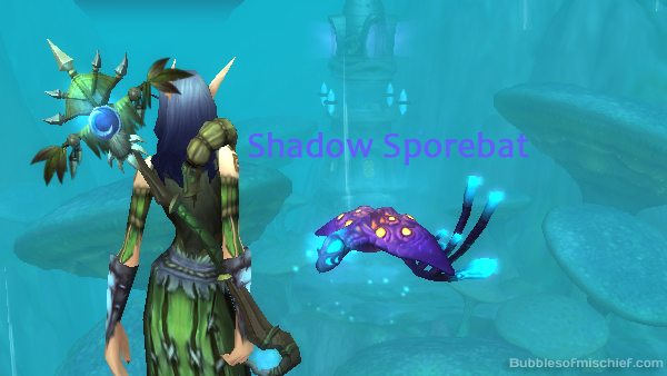 shadow sporebat