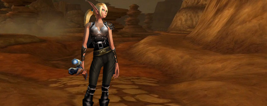 Furiosa Blood Elf