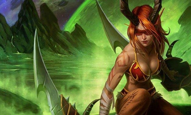 Demon Hunters and Hidden Items