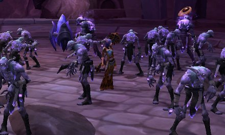 Withered Army Training