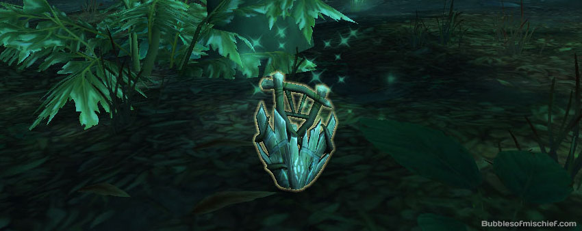 Drustfragment Archaeology in Battle for Azeroth