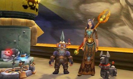 Gnomeregan Pet Battle Dungeon