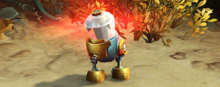 Goldenbot XD