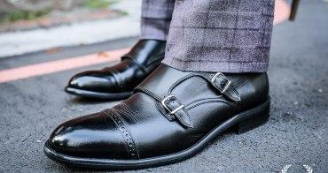 皮鞋 林果良品孟克鞋 實穿與搭配心得