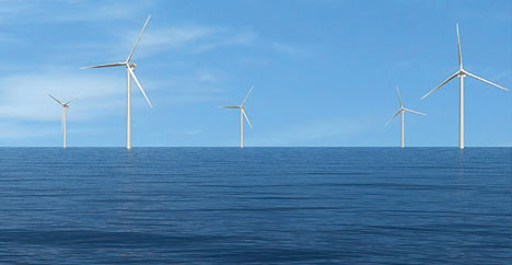 Daily Mail Wind Farm image