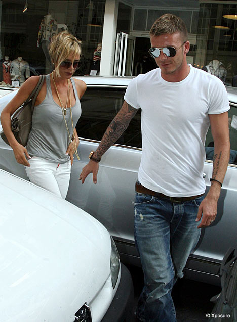 The secrets of Beckham's amazing tattoo